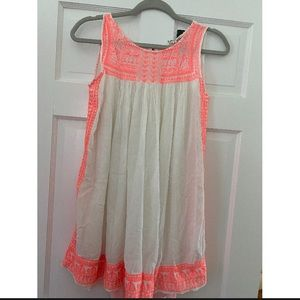 South Moon Under Embroidered Dress medium